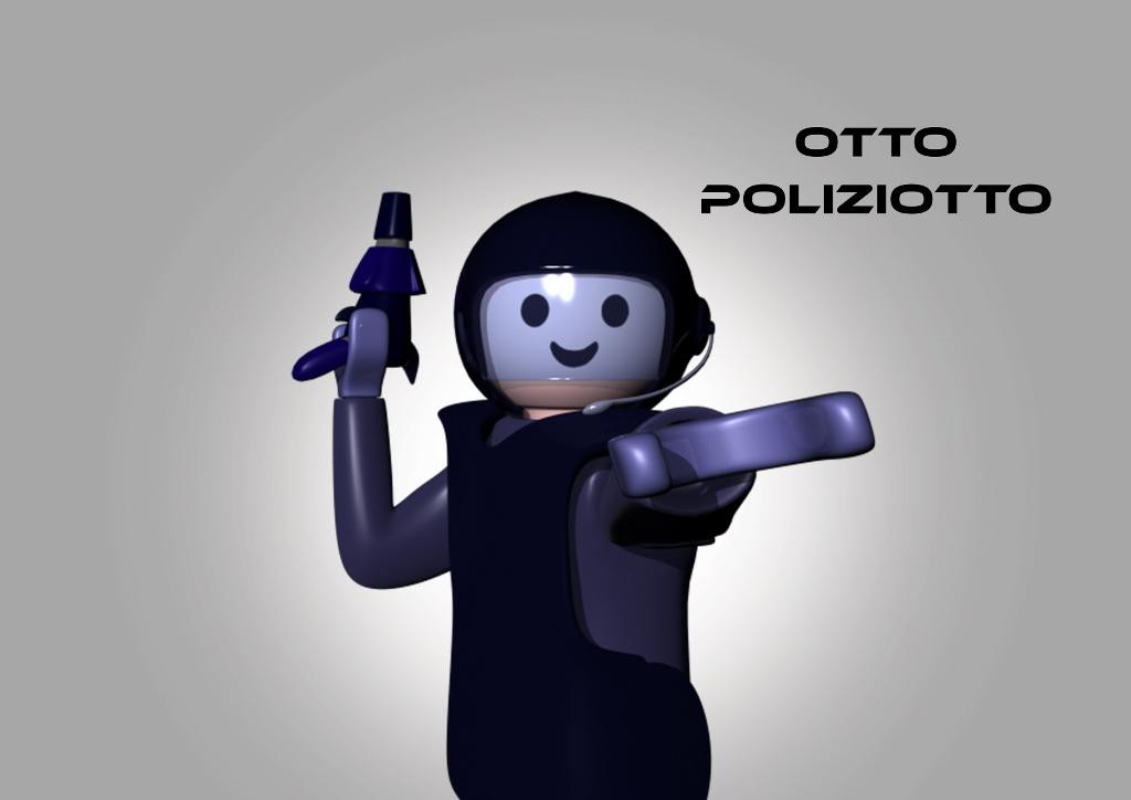 Otto poliziotto