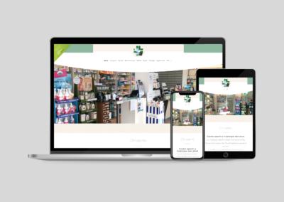 Sito Web Farmacia Cannistraro